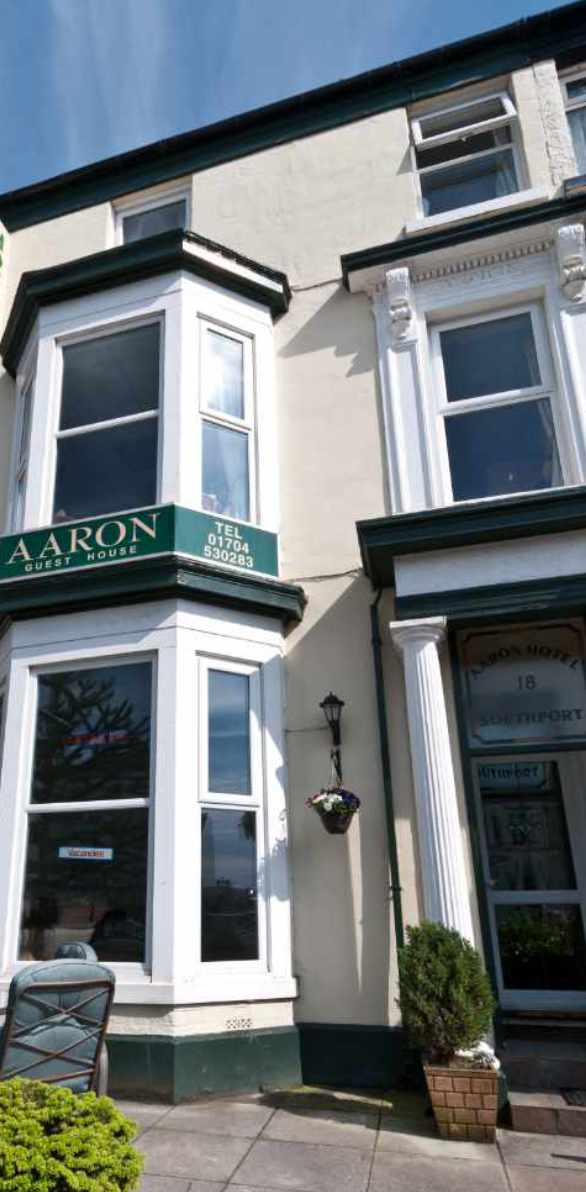 AARON GUEST HOUSE in SOUTHPORT